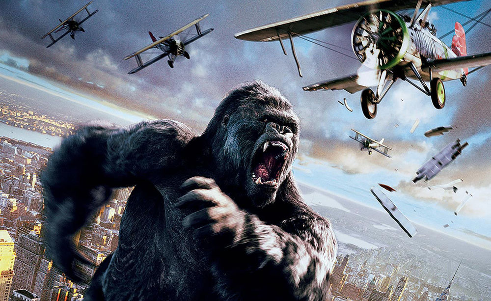 Revisiting King Kong 2005 Foote Friends On Film