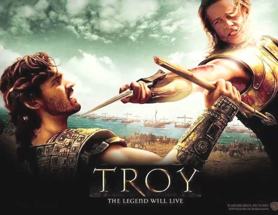 Revisiting Troy 2004 Foote Friends On Film