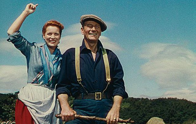 Revisiting THE QUIET MAN (1952) - Foote & Friends on Film