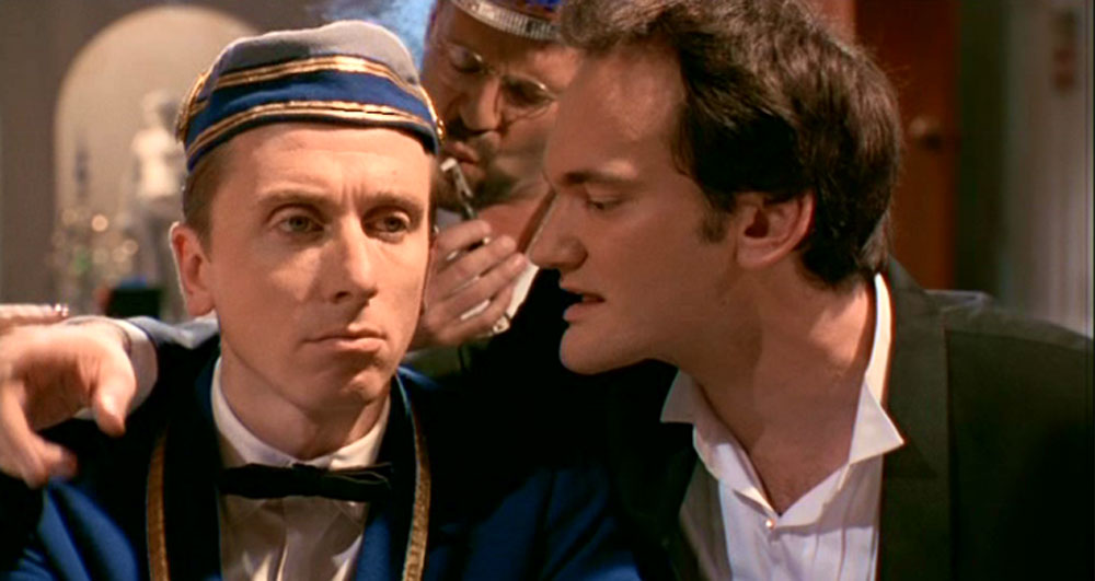 Revisiting FOUR ROOMS (1995) - Foote & Friends on Film