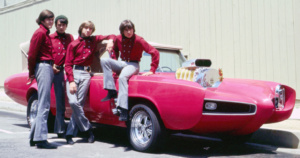 Famous Television Cars - Foote & Friends on Film
