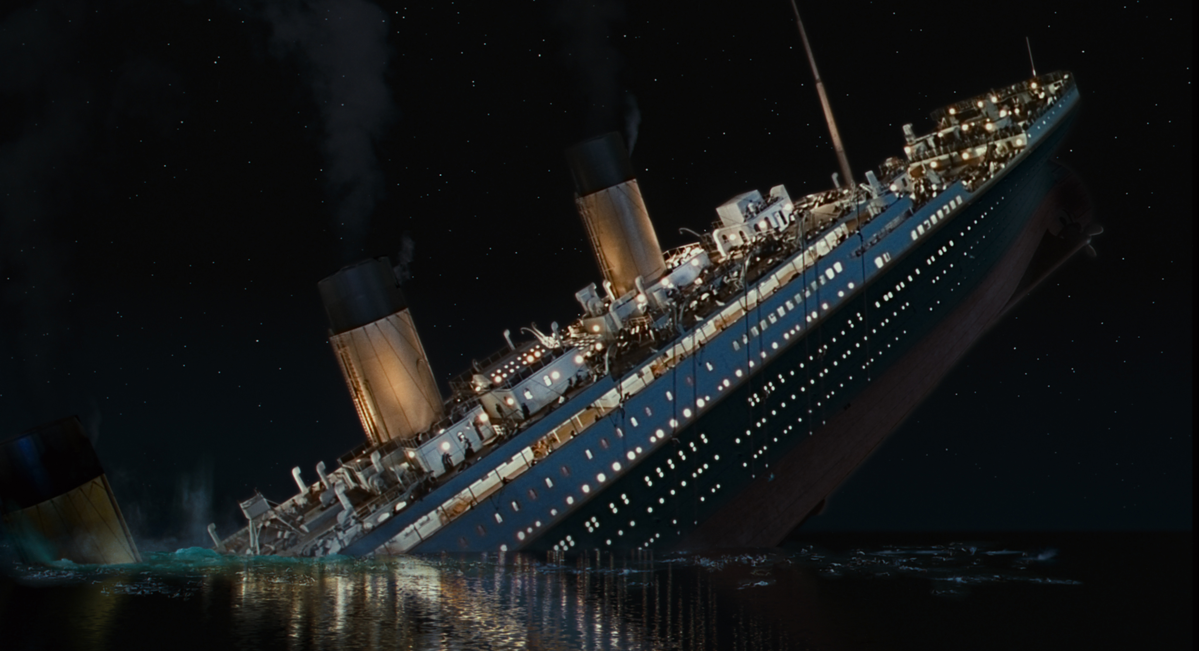 Revisiting Titanic 1997 Foote Friends On Film