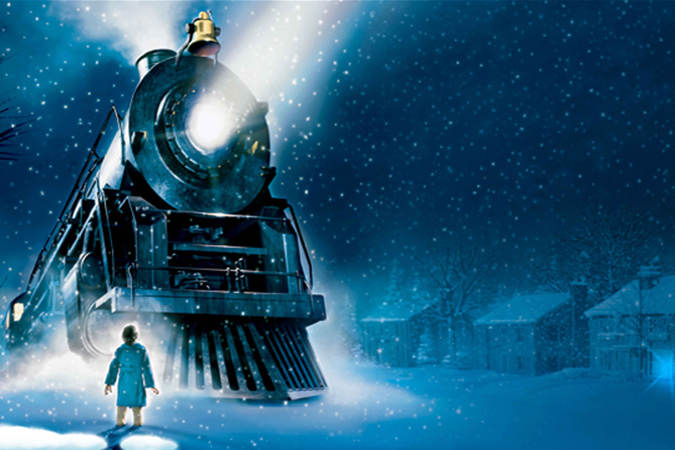Revisiting The Polar Express 2004 Foote Friends On Film